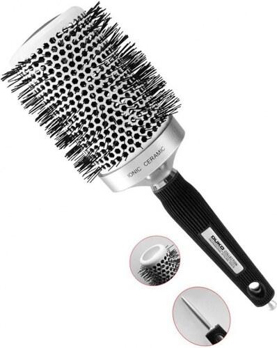 DUKO Professional UniBrush Ionic Ceramic - keramická guľatá kefa na vlasy  62mm 009805f62ec
