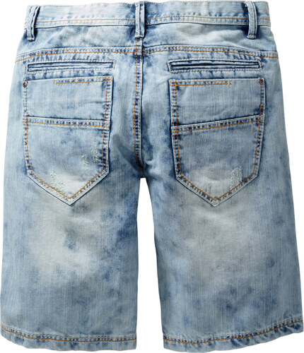 RAINBOW Jeans-Bermuda LOOSE in blau für Herren von bonprix - Glami.de 89da766254
