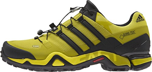 Pánská obuv adidas Terrex Fast R Gtx žlutá