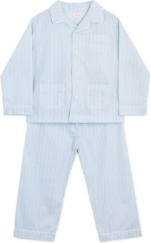 Pyjama Long - Vert D'Eau Foncé