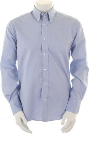 c753aa93346 Pánská košile Oxford s dlouhým rukávem Kustom Kit KK188 - Glami.cz