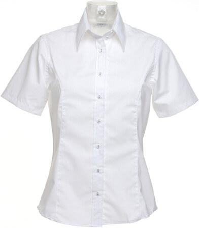 52981017010 Dámská košile s krátkým rukávem Business Ladies Shirt Kustom Kit ...