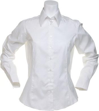 Dámská košile s dlouhým rukávem Corporate Oxford Kustom Kit - Glami.cz b2ba4728af