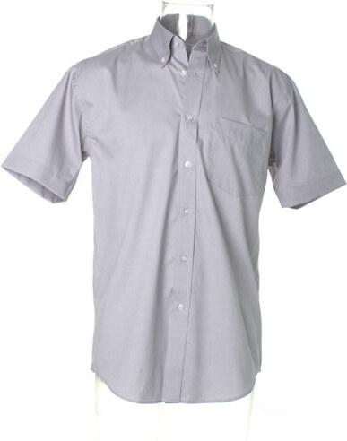 Pánská firemní košile Oxford s krátkým rukávem Kustom kit - Glami.cz ab7104db71