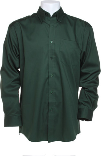 Pánská košile s dlouhým rukávem Corporate Oxford Kustom kit - Glami.cz e0ae489b0e