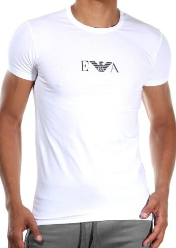 75da59b9c Pánske tričko Emporio Armani 111267 CC715 biela L Biela - Glami.sk