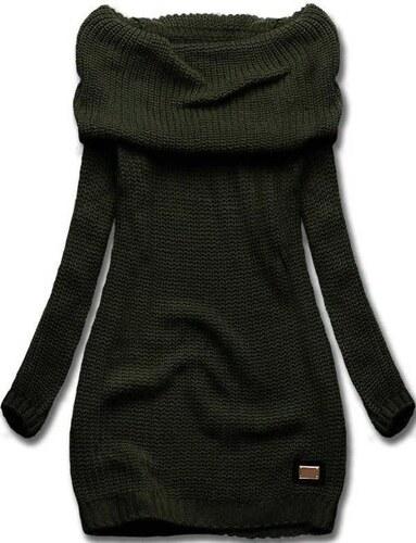 Pullover khaki MODA01ST