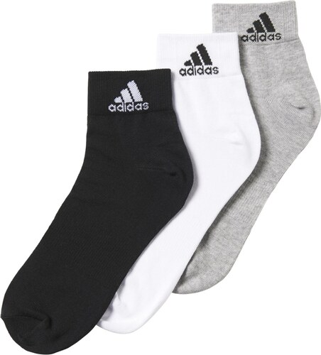 dbb70044690 adidas Performance Ankle Thin 3Pp černá 43-46 - Glami.cz