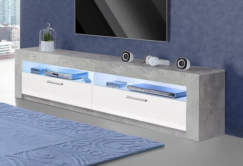 Lowboard, Breite 199 cm