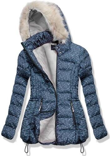 Jacke blau grau MH-8866