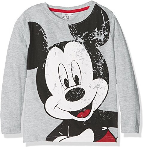 Mickey Mouse Jungen T-Shirt Mkbw46102