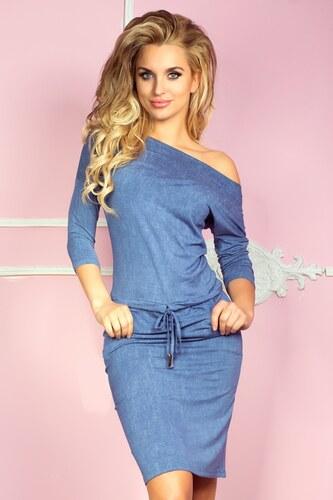 6cf1a72b8e9e NUMOCO Športové džínsové šaty 13-20 odtiene farieb  modrá - Glami.sk