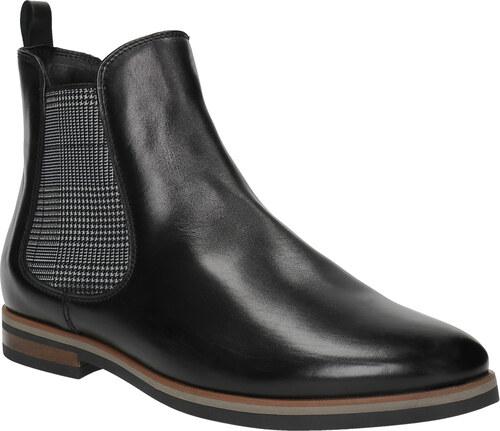 e3e56f7454e Baťa Dámské kožené Chelsea Boots - Glami.cz