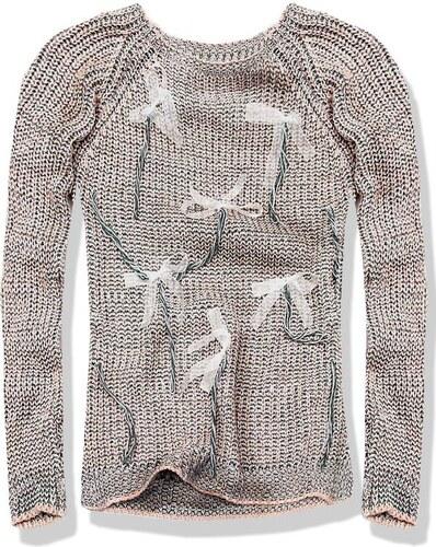Pullover hellgrau MODA02ST