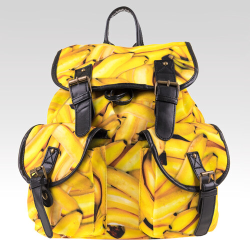 d58ff690dbe Wayfarer Dámský batoh Banana žlutý - Glami.sk