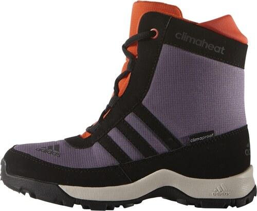 adidas Dětská zimní kotníková obuv černá EUR 40 - Glami.cz 1d1b4d78a3d