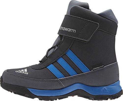 a7520f69d9b adidas Zimní dětské kotníkové boty šedá EUR 28 - Glami.cz