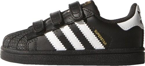 0df76107d36fb adidas Superstar Foundation Cf I čierna 23 - Glami.sk