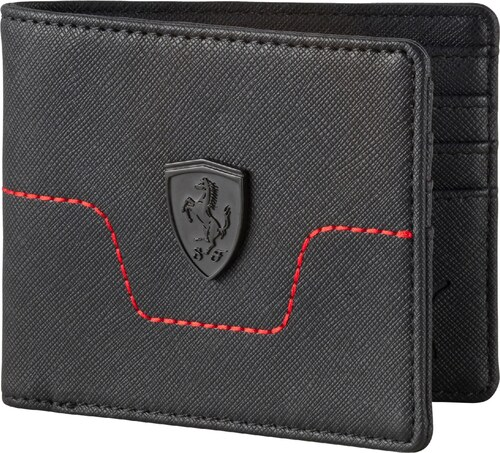 Puma Ferrari Ls Wallet M čierna Jednotná - Glami.sk ec627aabdd4
