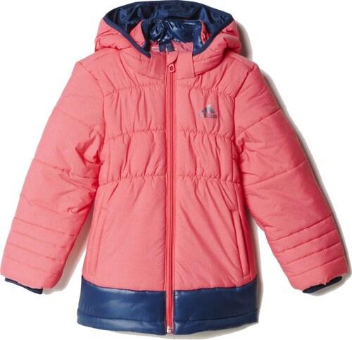 Dětská bunda adidas Padded Girls Jacket AY6779 - Glami.cz 5eaa7f90006