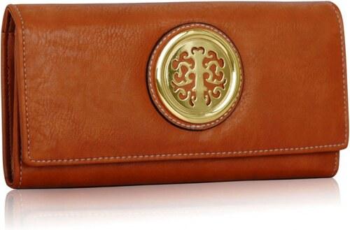 Dámská peněženka Orient 1039 hnědá