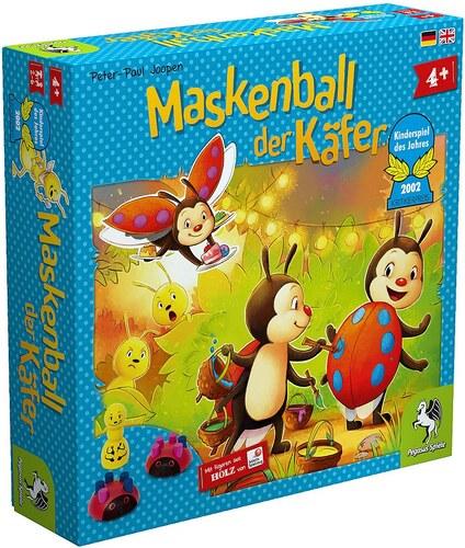 Pegasus Spiele Brettspiel, »Maskenball der Käfer«