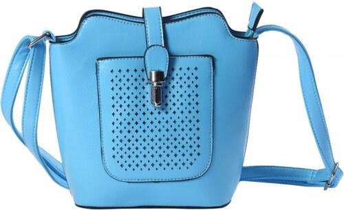 Dámská kabelka modrá malá H0400 {name}