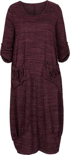 2ef431a13883 RAINBOW Oversized šaty v pleteném vzhledu bonprix - Glami.cz