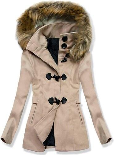 Mantel beige 3356