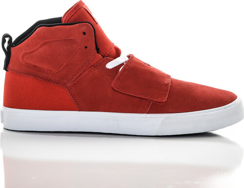 Supra Boty Rock Red Navy - Glami.sk 8c5e4a62705