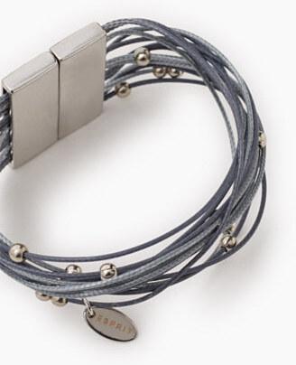 834c06c50d Esprit Náramek s perlami a zapínáním na magnet - Glami.cz
