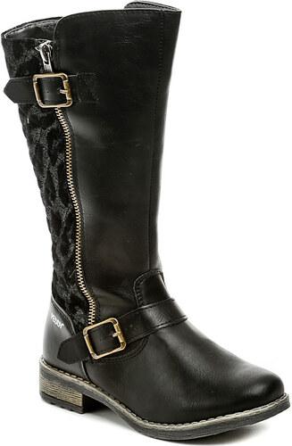 Peddy PX-533-36-04a černé dětské zimní boty - Glami.cz bed59f4a02