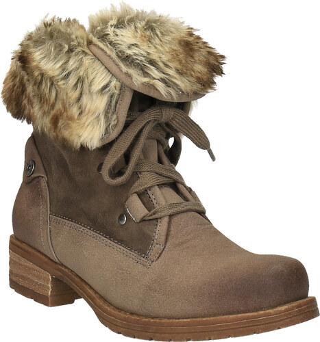 Baťa Dámska zimná obuv s kožúškom - Glami.sk fbf82bd1e85