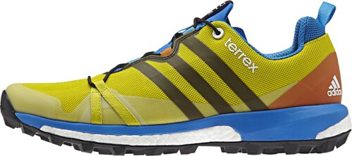 fe13e8c790a Pánská obuv adidas Terrex Agravic žlutá - Glami.cz
