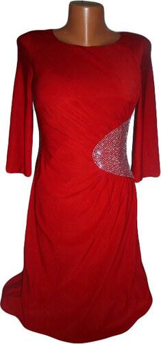Společenské šaty - večerní, plesové RED