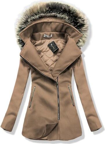 Mantel beige 6257