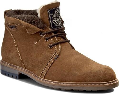 Kotníková obuv BUGATTI - K2856-3-644 Cognac - Glami.cz d0657910d8