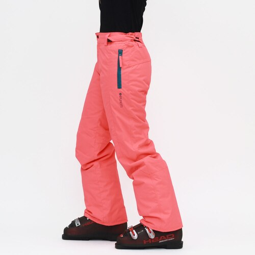 Brunotti Dámské lyžařské kalhoty Luciany Shine - Růžová - Glami.cz e587597309