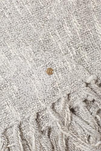 Esprit Trojcípý tkaný šátek z bavlněné směsi - Glami.cz 70cebef2a6