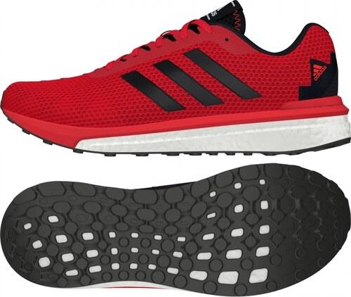 Běžecké boty adidas Performance vengeful m (Červená   Černá) - Glami.cz 267493ca1c