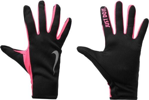 Běžecké rukavice Nike Rally Run 2 dám. černá růžová - Glami.cz ce852eb015