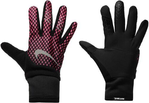 Běžecké rukavice Nike Therma Fit dám. černá růžová - Glami.cz 47aad433ec