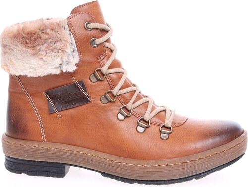 ba0642e2d7 Dámská kotníková obuv Rieker Z6743-24 braun Z6743-24 - Glami.sk