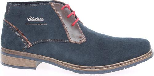 99309796c Pánská kotníková obuv Rieker 30813-14 modré - Glami.sk