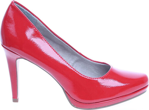 Tamaris dámské lodičky 1-22448-26 červené - Glami.sk 4f8140e6b6