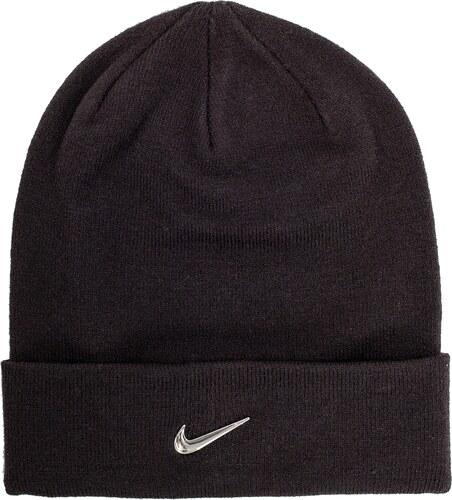 Nike Bonnets Bonnet Swoosh Metallic Noir Homme