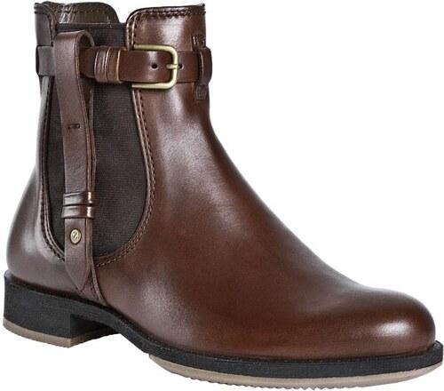 Koníková obuv s elastickým prvkom ECCO - 23454301053 Hnedá - Glami.sk 12894e40ba3