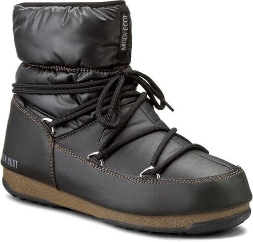 445712e827 Snehule MOON BOOT - Low Nylon 24006200001 Wp Nero Bronzo - Glami.sk
