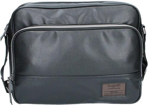 Pánská taška přes rameno Bugatti Moto D - černá - Glami.cz 4c7f0446720