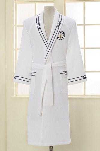 Soft Cotton MARINE MAN luxus férfi fürdőköpeny ajándákcsomagolásban ... 2fd5625d0a